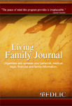Living Family Journal Software Cover